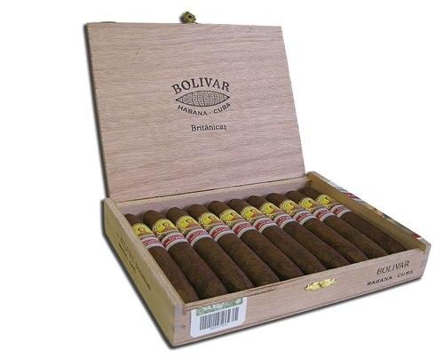 Bolivar Britanicas Open Box 1