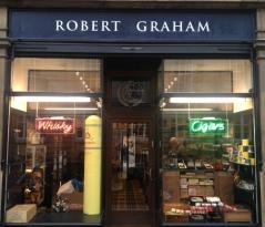 Robert Graham opens Specialist Cigar Shop in Cambridge