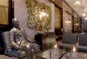 Churchill Bar & Terrace opens in Portman Square