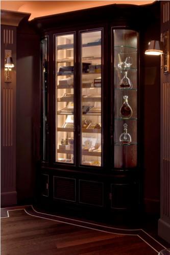 The Churchill Bar Humidor