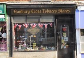 Banbury Cross Tobacco Stores