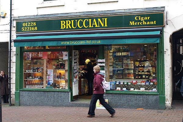 Brucciani