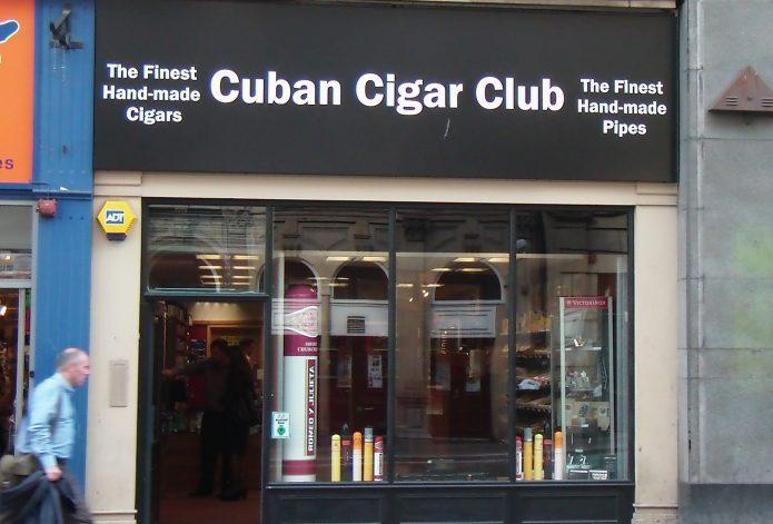 Cuban Cigar Club