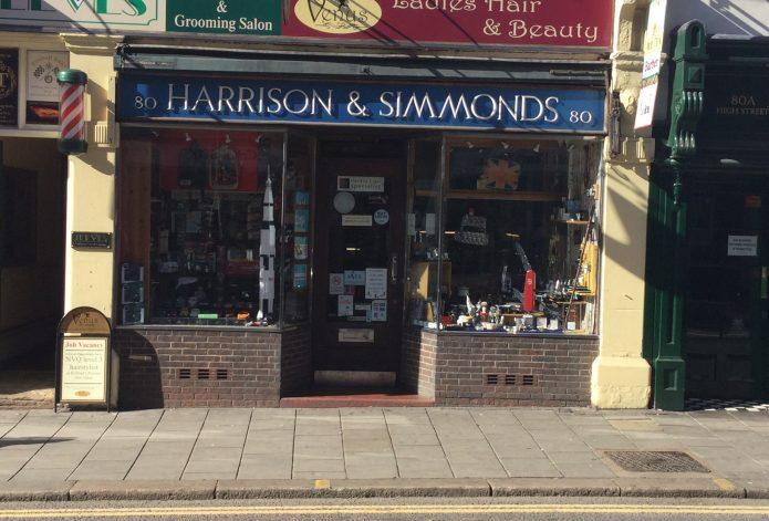 Harrison & Simmonds