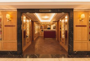 James J Fox take La Casa del Habano to Harrods