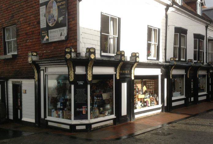 Harveys Brewery Shop