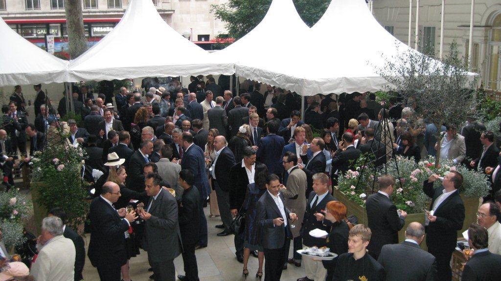 Hunters & Frankau 2013 Cigar Party