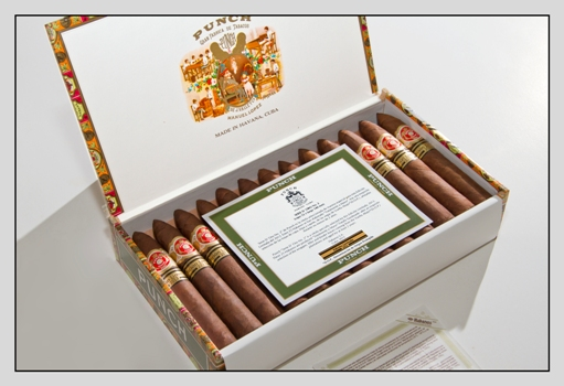 Punch Serie D Oro No. 2