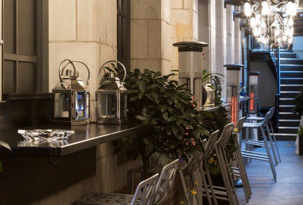 Voltaire Bar – 28th November