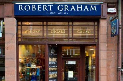 Robert Graham's new Glasgow shop opens