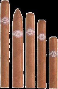 Montecristo - 5 Sizes