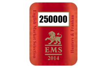 New 2014 EMS Stamp