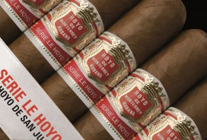 Introducing the Hoyo de Monterrey Le Hoyo de San Juan