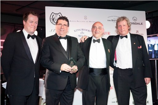 """Ramon Allones wins """"Cigar of the Year"""" at The Spectator Cigar Awards Dinner 2014"""