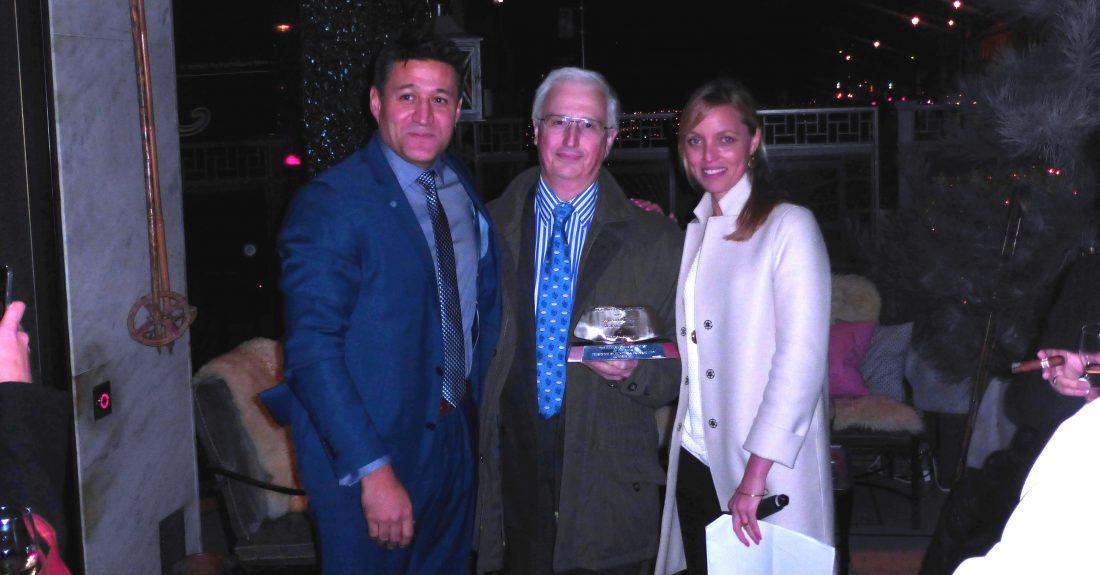 Silver Chaveta Winner 2014