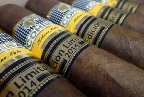 Here at last – the Cohiba Robusto Supremos