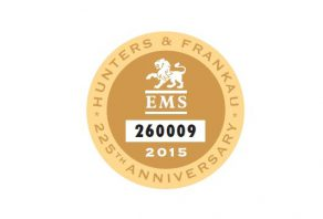 New EMS badge for H&F's anniversary year