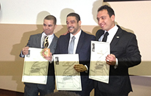 Top three finish for UK at the International Habanosommelier contest