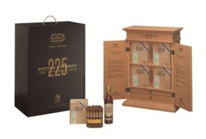 225th Aniversary Cigar & Commemorative Humidor