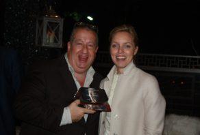 Laurence Davis wins 2015 Silver Chaveta
