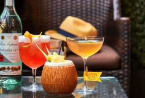 A taste of Cuba at The Rib Room Bar and Terrace