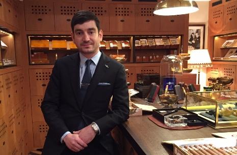 Master of Havana Cigars : Gergely Horvath