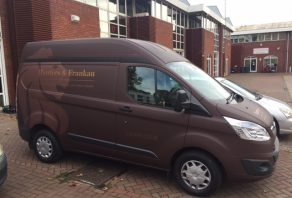 New H&F Van rolls into town