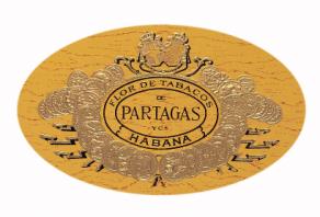A Presidential Presentation from Partagás
