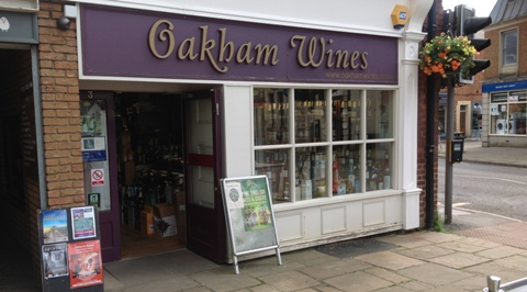More choice now available at Oakham Wines