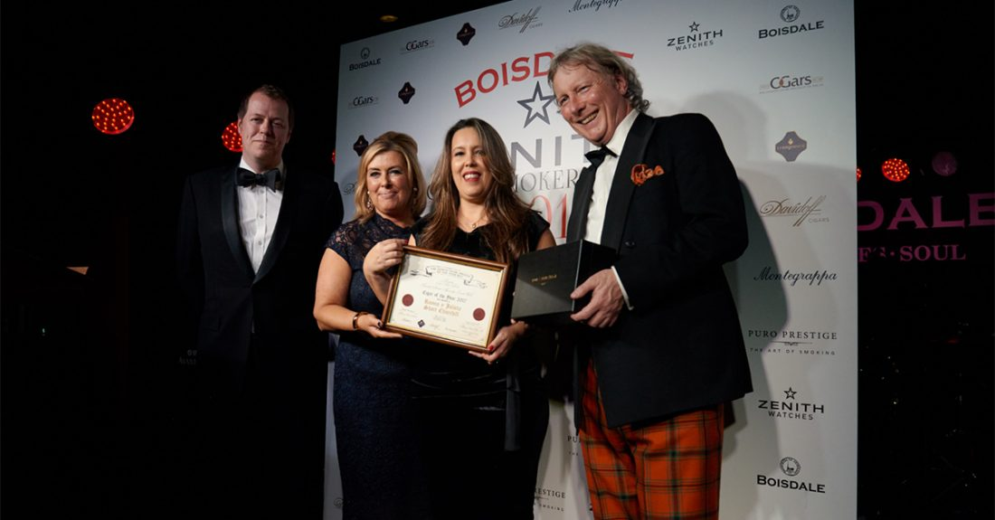 R&J Short Churchill wins 'Cigar of the Year'