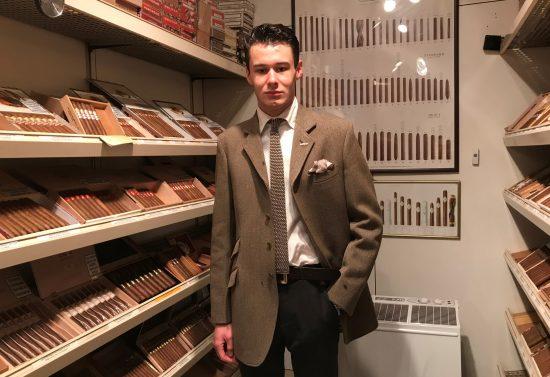 Master of Havana Cigars : Maximilian Foulkes