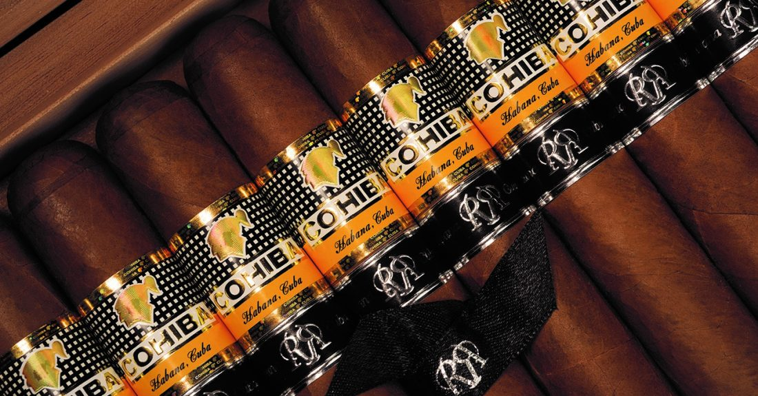 Cohiba Robusto Reserva arrives in the UK