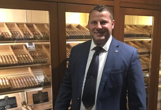 Master of Havana Cigars : Claudio Chesini
