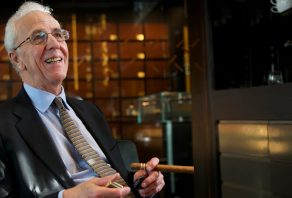 Simon Chase – A Life in Cigars