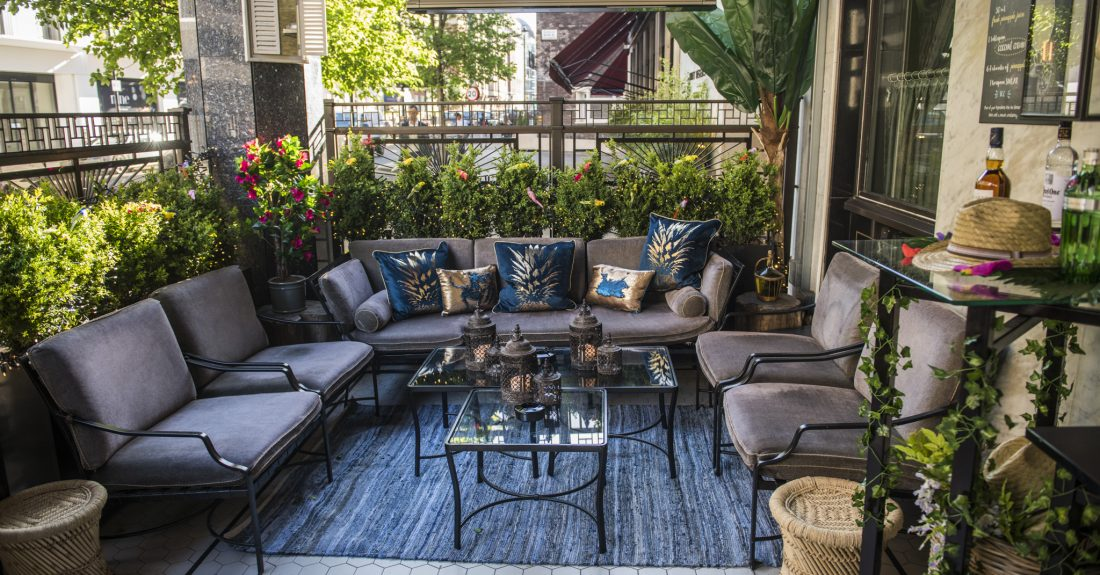 'Casa de Cuba' Opens at The Churchill Bar & Terrace