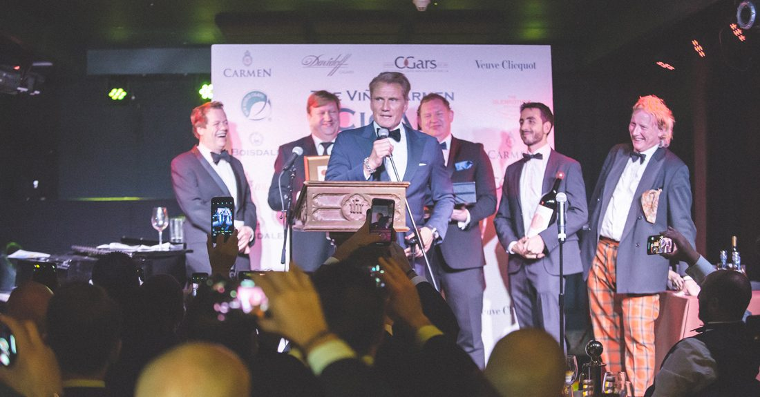 2019 Boisdale Cigar Smoker of the Year Awards