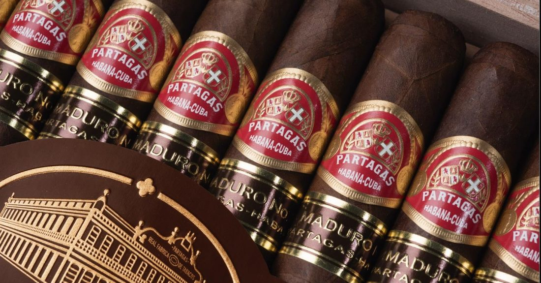 Partagas Maduro No.3 is now available