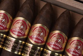 Partagás Maduro No.2 completes the hat-trick