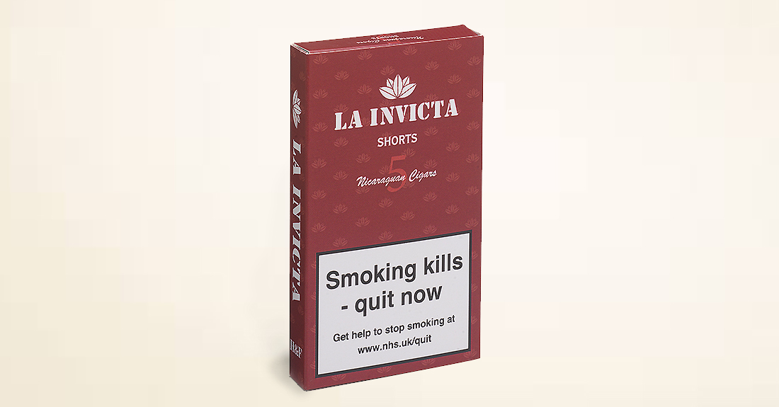 La Invicta Shorts now available in packs of 5