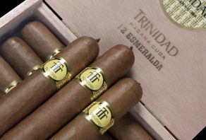 Esmeralda Trinidad Now Available in the U.K