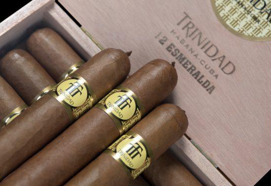Esmeralda Trinidad Now Available in the U.K