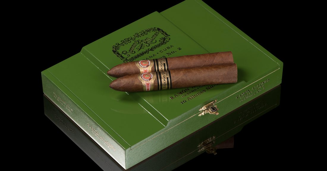 More Ramón Allones Allones No.2 arrive in the UK