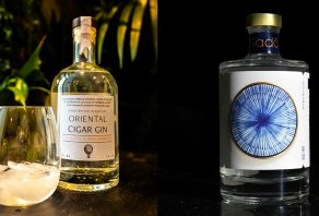 New gins just the tonic for cigar smokers