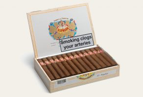 H. Upmann Regalias now in boxes of 25