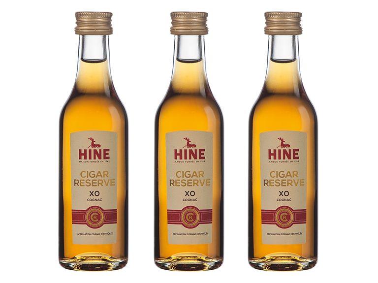 Hine brings a little cheer