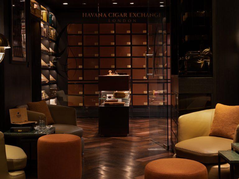 Havana Cigar Exchange move into St. James's