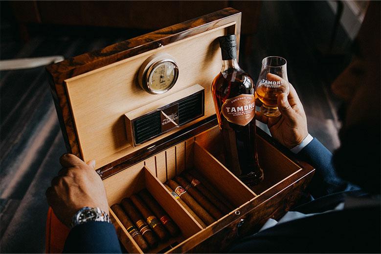 Tamdhu Cigar Malt Whisky