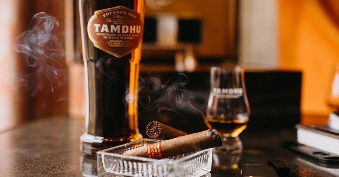 Tamdhu launches limited edition Cigar Malt